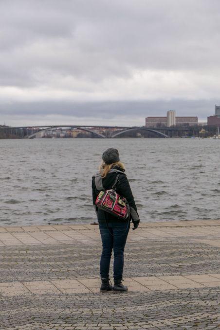Stockholm Schweden Städtetrip Riddarsholmen Wasser Ausblick