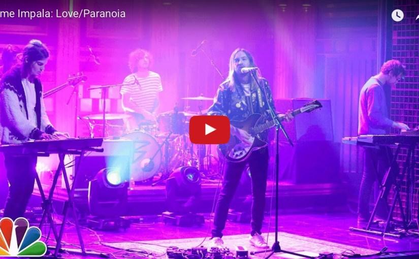Tame Impala - Love/Paranoïa
