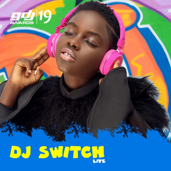 Ghana Dj awards 2019: 12-year old Dj Switch historically wins overall Best Dj of the year.