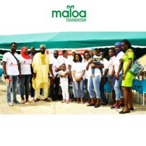 Ghana needs blood, 'Donate blood Save life'– Maloa foundation