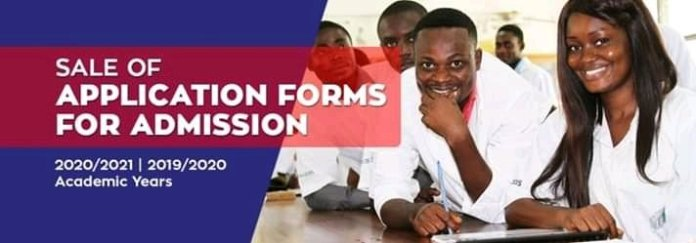 University of Education, Winneba(UEW) opens applications for 2020/2021 admissions.