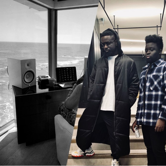 MOG Beatz reveals hidden details of Sarkodie's luxurious 'Sub Zero' new crib
