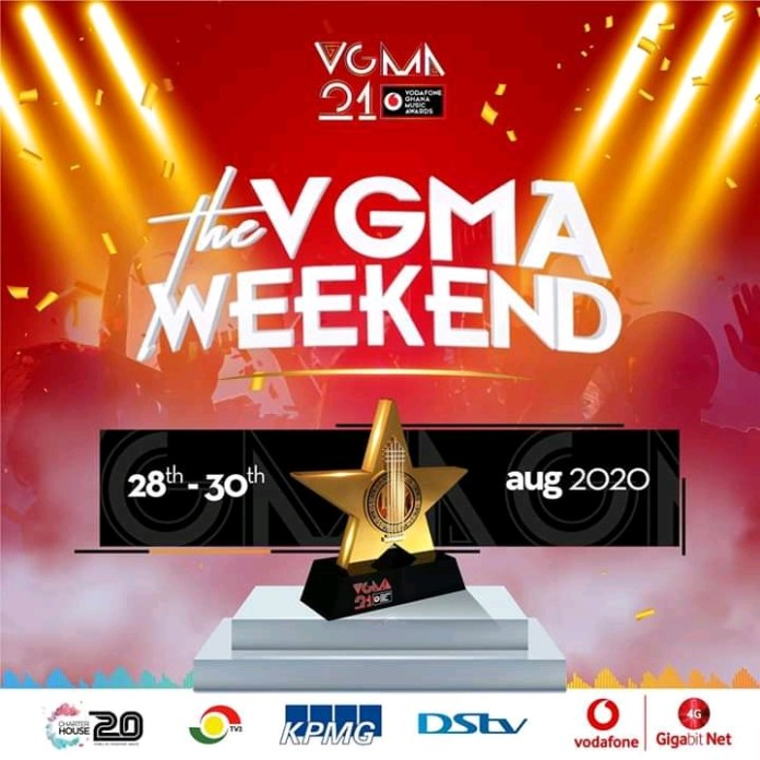 Date for Vodafone Ghana Music Awards(VGMA) 2020 finally announced