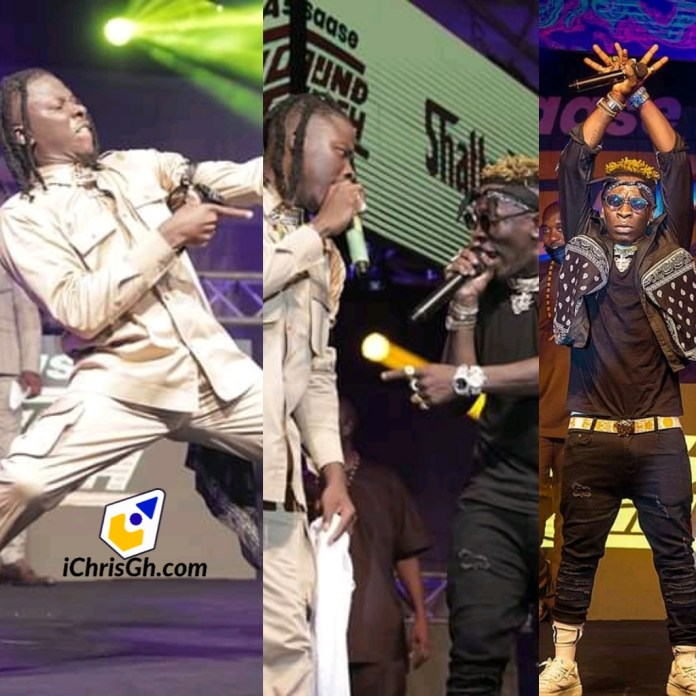 winner of the Asaase Sound Clash between Stonebwoy and Shatta Wale