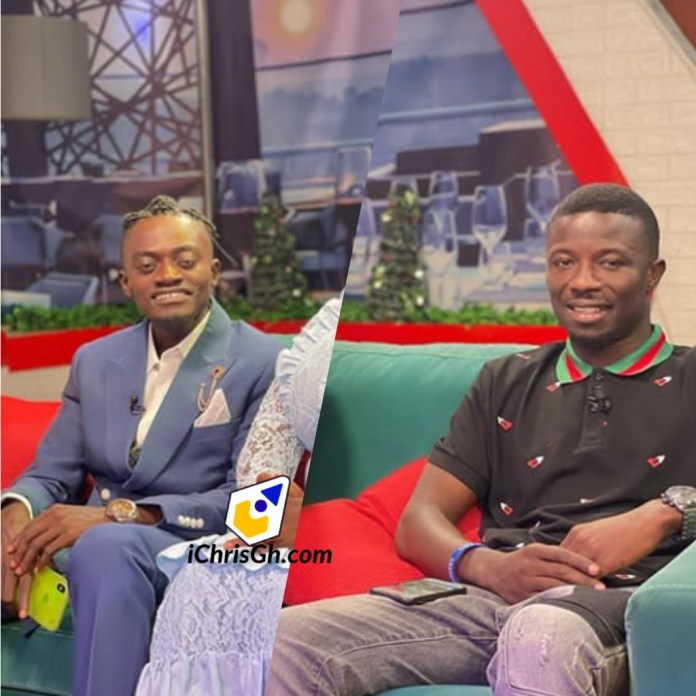 Lilwin and Kwaku Manu clash on TV over actors tv series snub claims