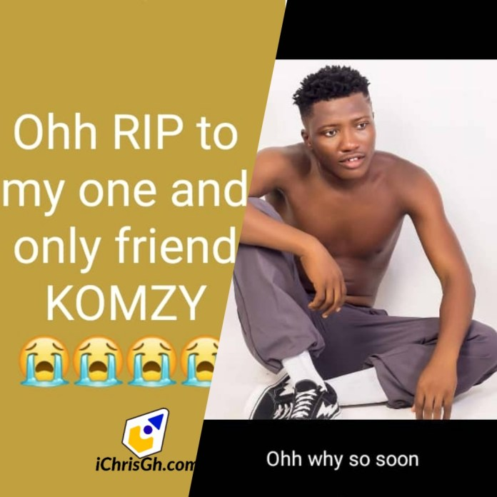 Komzi is not dead
