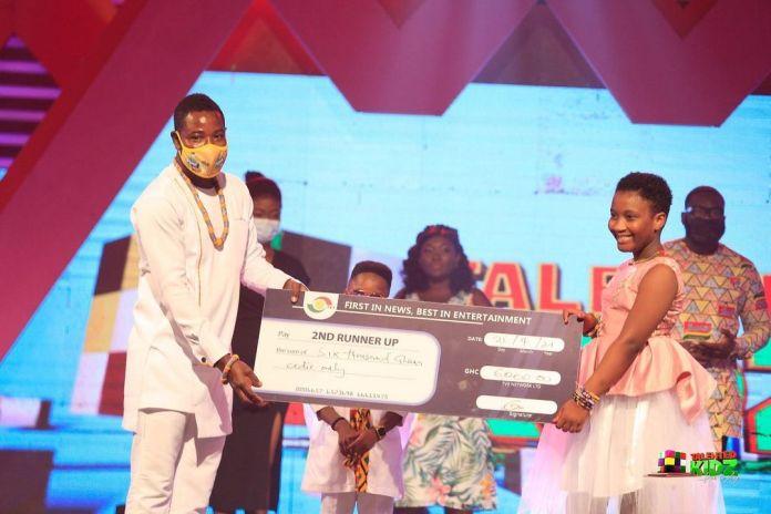 Akwadaa Nyame wins TV3 Talented Kidz Season 12