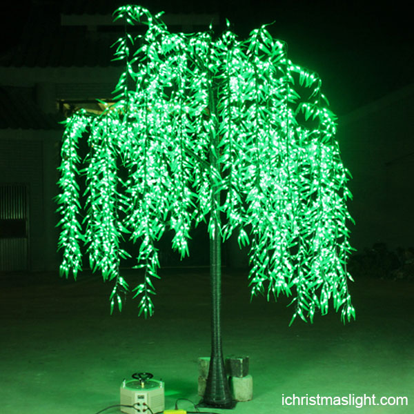 Decorative Willow Tree With Lights For Sale IChristmasLight
