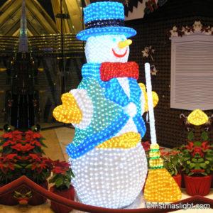 LED Snowmen