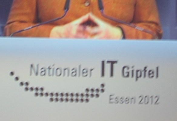 Die Zeichensprache der Merkel-Gang