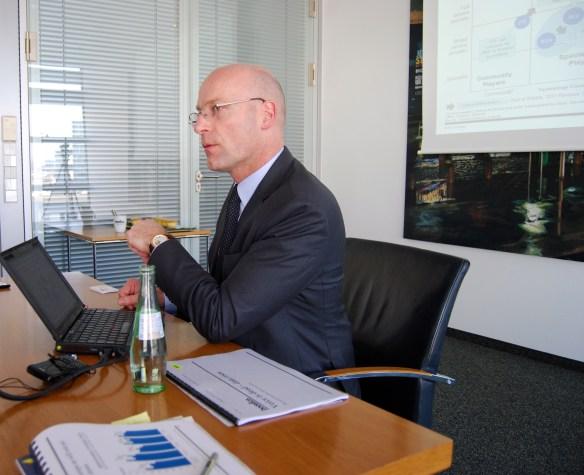 Roman Friedrich von Booz & Co.