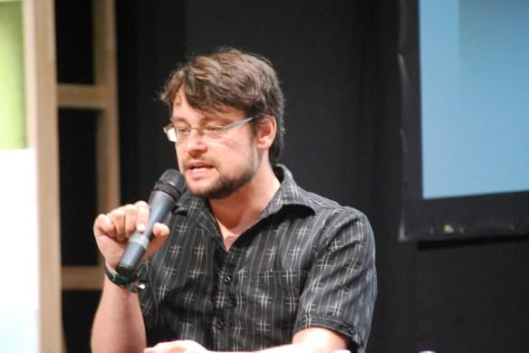Kontrollverlust-Blogger Michael Seemann