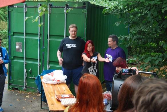 Ein Dankeschön an die Organisatoren des Bloggertreffens in Köln