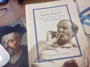 Verleger Kurt Wolff