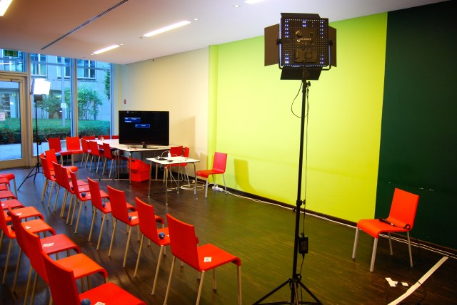 Streamcamp-Studio