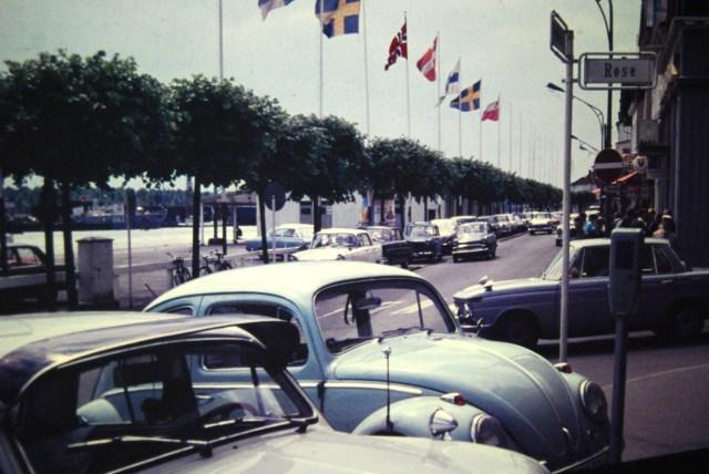 Papis Auto: Da war die VW-Welt noch in Ordnung