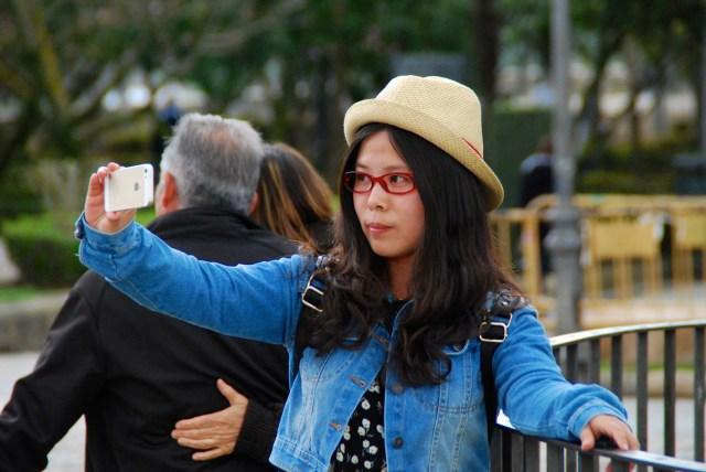 Selfie-Tourismus