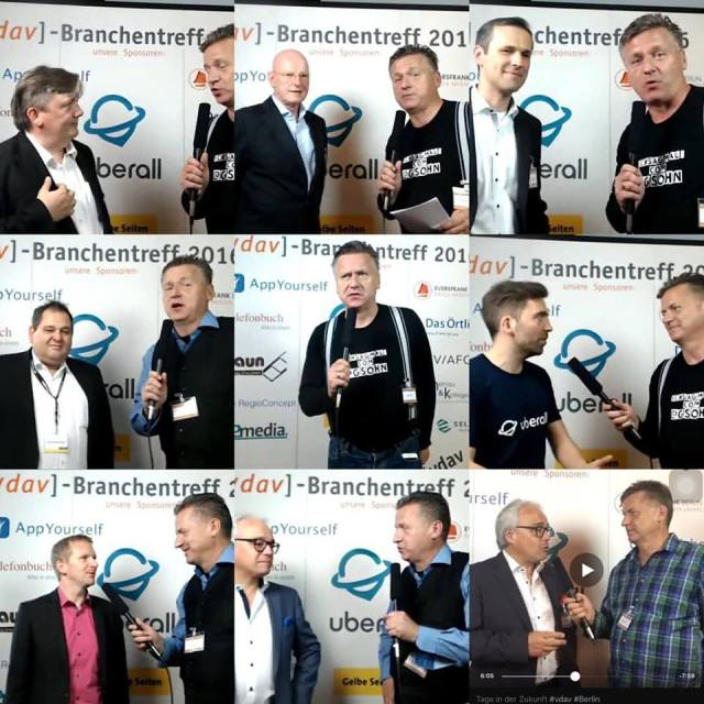 Livestreaming-Marathon beim vdav Branchentreff in Berlin