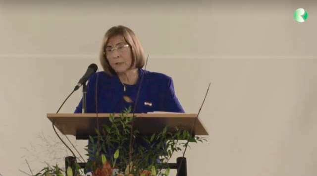Professorin Erika Gromnica-Ihle