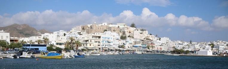 Naxos Stadt