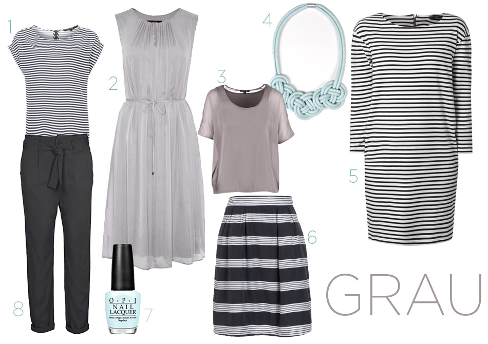 Weddingdress Grey