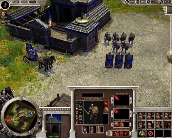 Age of Alexander - Screenshot