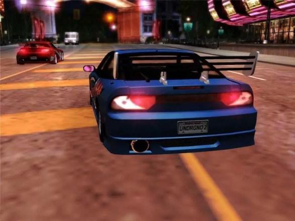 Need for Speed: Underground 2 - Screenshot