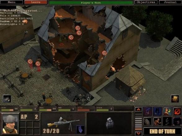 Silent Storm - Screenshot
