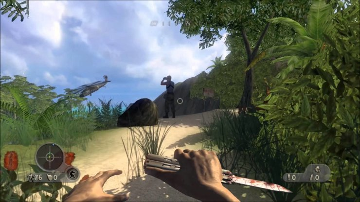 Far Cry Instincts - Screenshot