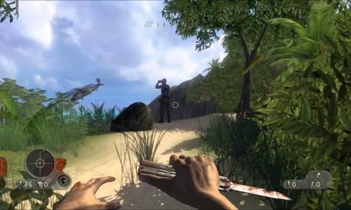 Far Cry Instincts - Screenshot