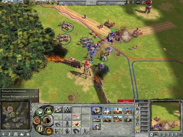 Empire Earth 2 - Screenshot