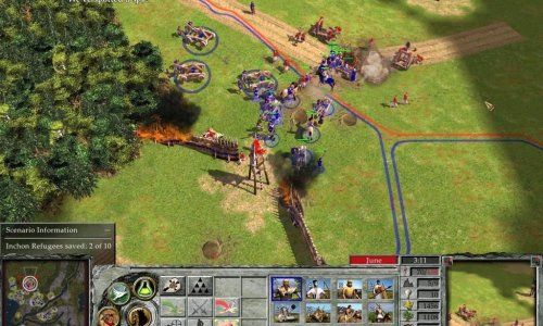 Empire Earth 2 - Screenshot