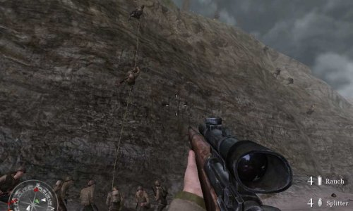 Call of Duty 2 - Screenshot