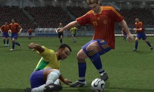 Pro Evolution Soccer 6 - Screenshot