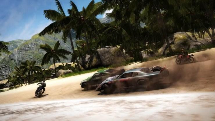 Motorstorm Pacific Rift Screenshot