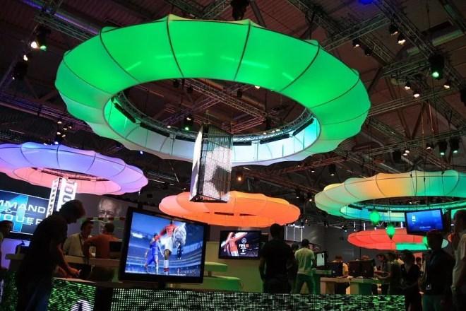 Gamescom 2009 - Tag 1 für Fachbesuscher, Foto: Frederic Schneider