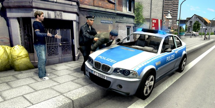 Polizei, Bild: rondomedia
