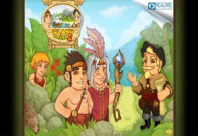 Island Tribe 2, Bild: rondomedia