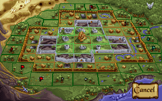 Screenshot aus Dominus