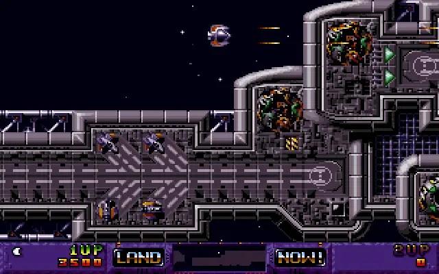 Screenshot aus Uridium 2