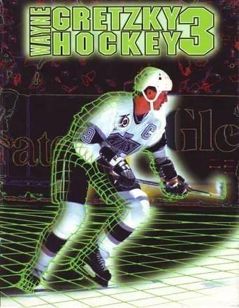 Cover von Wayne Gretzky Hockey 3