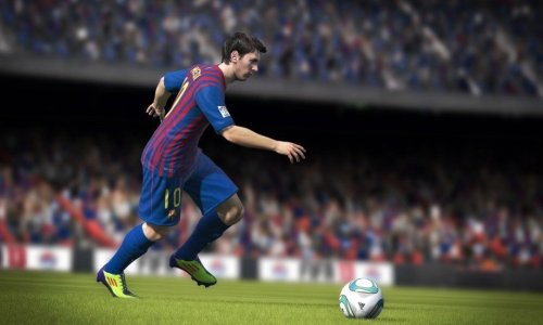 Screenshot aus FIFA 13