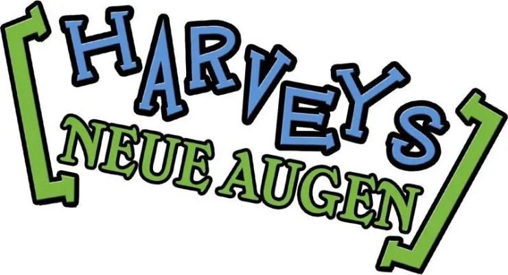 Logo von Harveys neue Augen