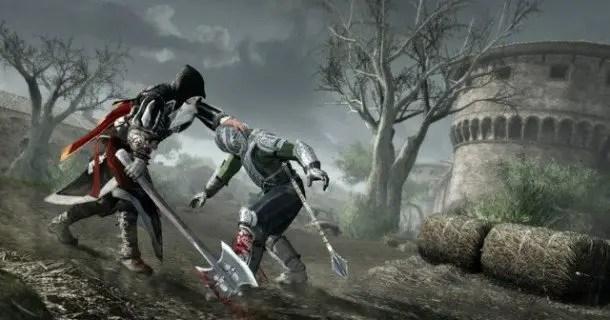 Screenshot aus Assassin's Creed 2
