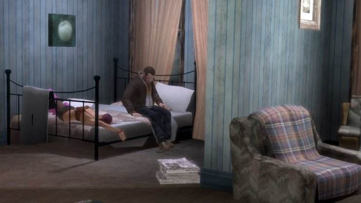 Screenshot aus Grand Theft Auto IV