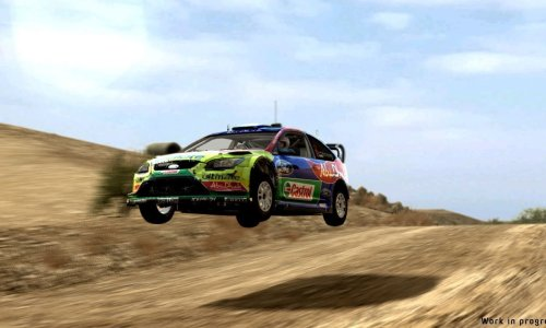 WRC 2: FIA World Rally Championship Screenshot