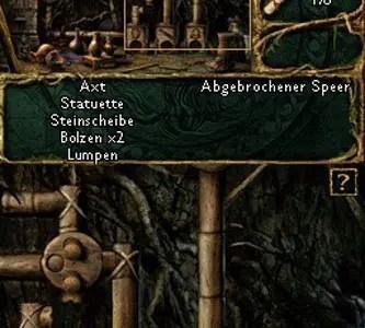 Chronicles of Mystery 2: Das Geheimnis um den Baum des Lebens Screenshot