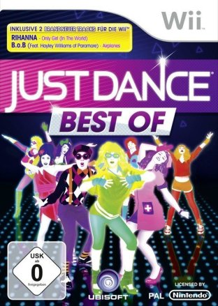 Just Dance: Best Of Cover