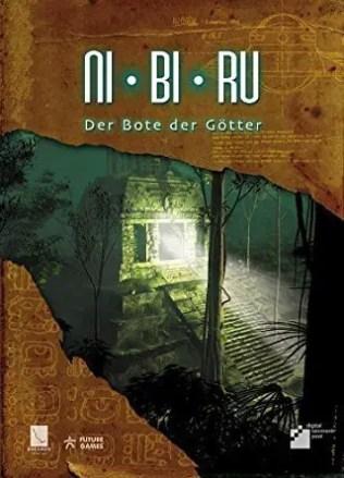 Ni.Bi.Ru - Der Bote der Götter - Cover
