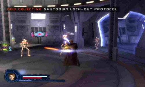 Star Wars: Episode III – Die Rache der Sith - Screenshot